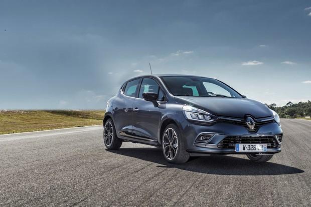 Renault Clio 2017 (Foto: Divulgação)