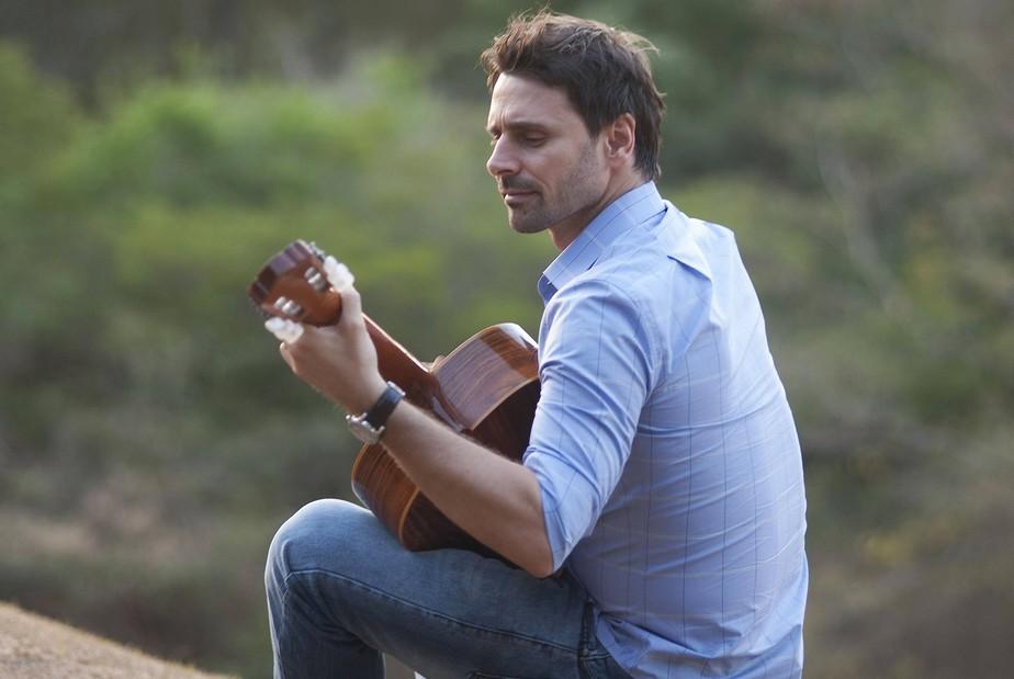 Decidido a ser 'popstar', ator Murilo Rosa investe na carreira de cantor e prepara EP