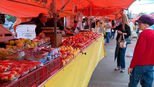 Queda nos preços das frutas e da gasolina ajudam a manter prévia da inflação baixa no RS