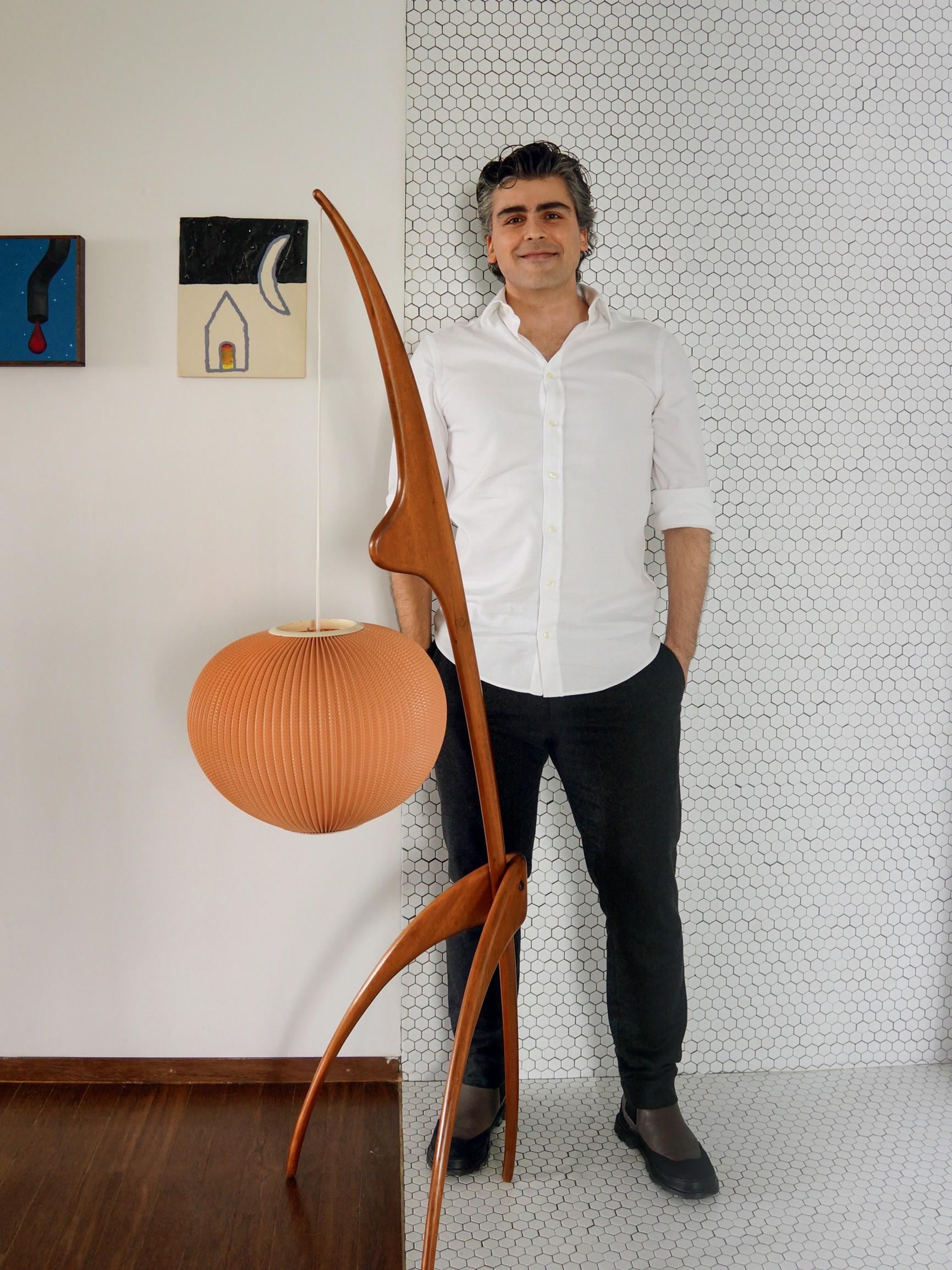 Em isolamento, arquitetos e designers revelam as histórias de seus objetos preferidos  (Foto: Acervo pessoal)