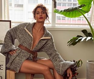 Camila Pitanga posa para a revista 'Cosmopolitan' |  Tavinho Costa