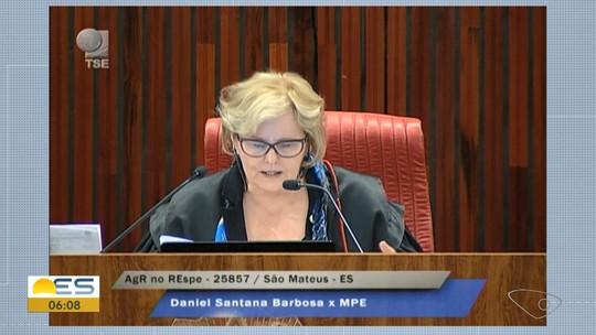 TSE adia julgamento de prefeito de São Mateus, ES