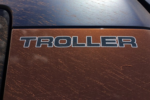 Troller TX4 Câmbio Automático  (Foto: André Schaun/Autoesporte )