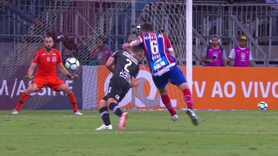 Bahia x Corinthians - Campeonato Brasileiro 2018 - globoesporte.com