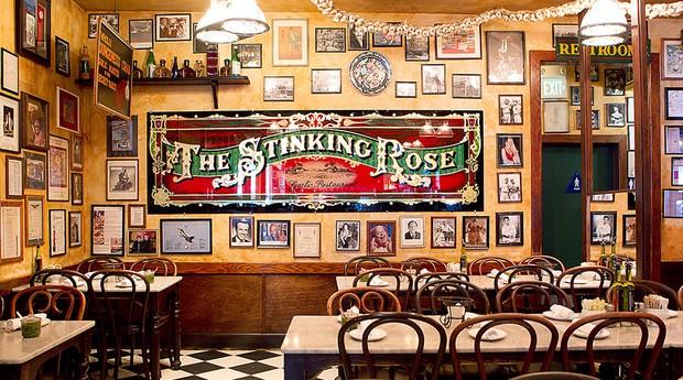 The Stinking Rose  (Foto: Reprodução/The Stinking Rose)
