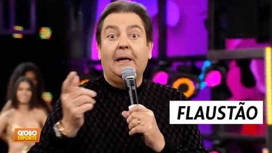 Domingão do Flaustão? Veja como seria a programação da Globo dedicada apenas ao Flamengo