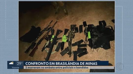 Polícia apreende armas e explosivos em MG durante buscas a integrante de quadrilha suspeita de roubos a carros-fortes