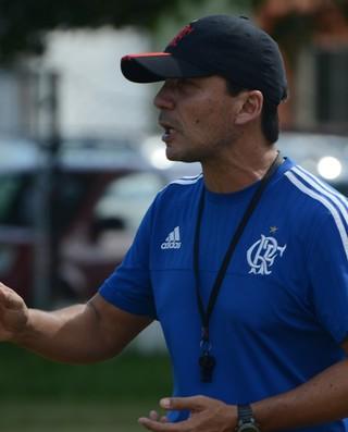 Zé Ricardo vê evolução e acredita em Fla forte para sequência da Copa SP