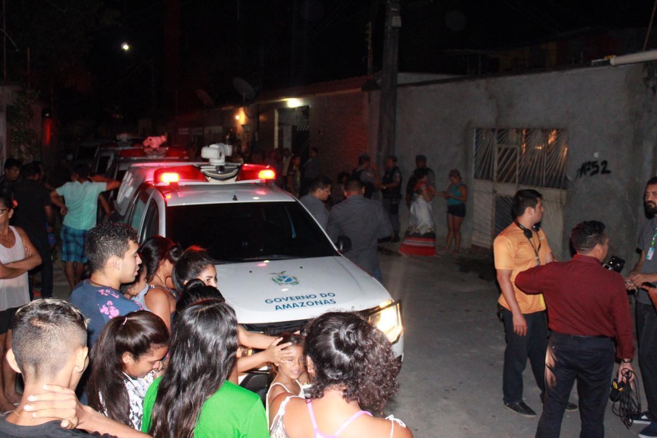 Jovem é morto a tiros em rua do bairro Tancredo Neves, em Manaus - Noticias