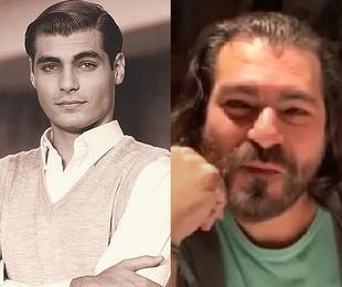 Thiago Lacerda foi Aramel, o terceiro elemento do trio formado por Malthus e Roberto. O último papel do ator na TV foi em 'Orgulho e paixão', de 2018   Reprodução