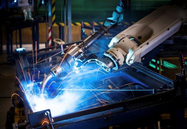 Indústria, automação (Foto: Thinkstock)