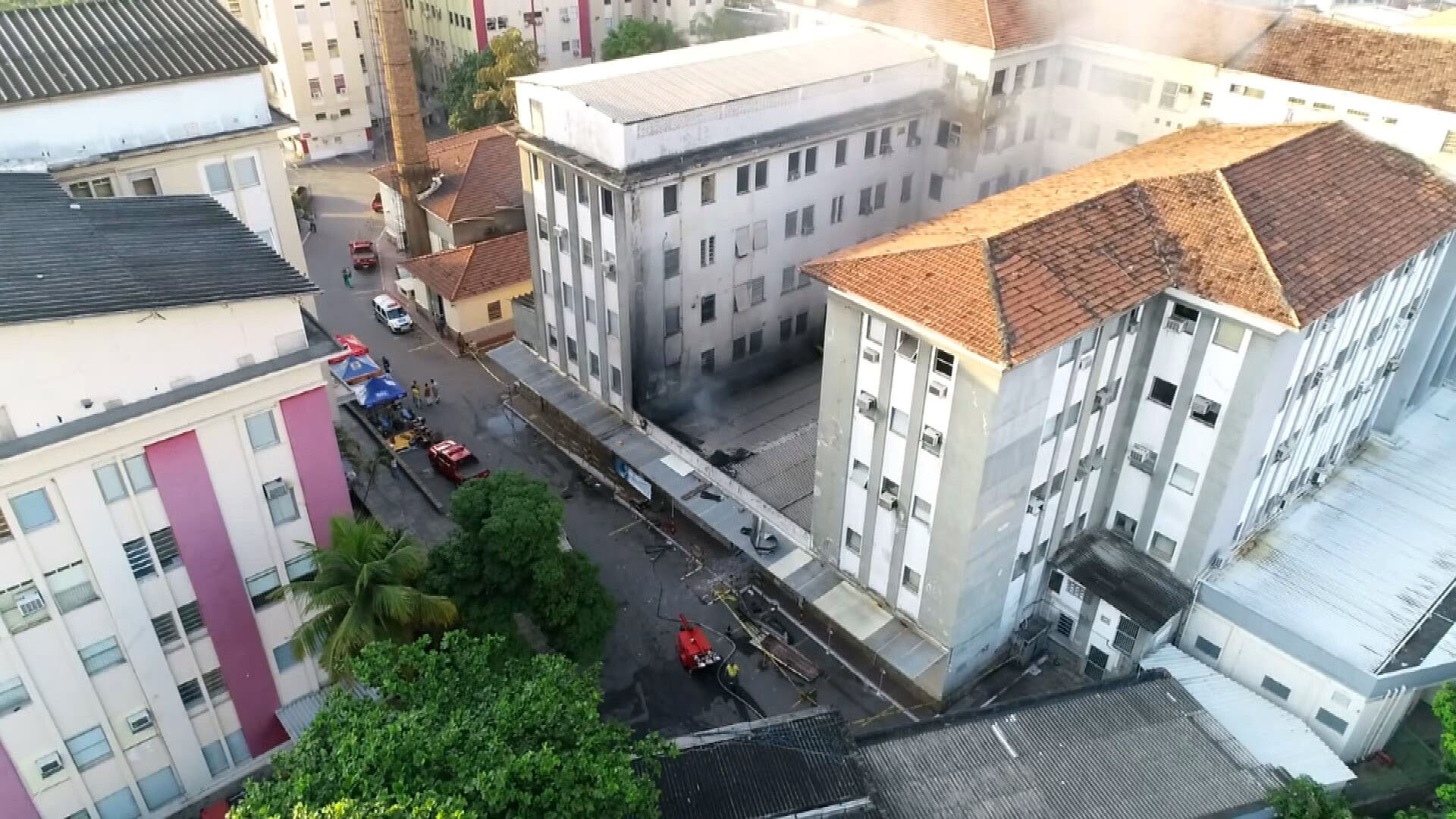 Saúde do Rio confirma 4ª morte de paciente transferido do Hospital de Bonsucesso, que pegou fogo