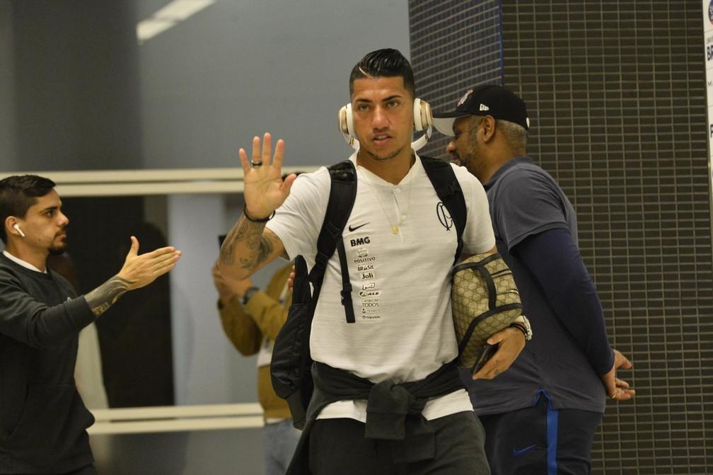Ralf está perto de deixar o Corinthians — Foto: Marcos Ribolli