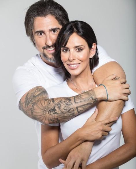 Marcos Mion e a mulher, Suzana Gullo (Foto: Reprodução Instagram)