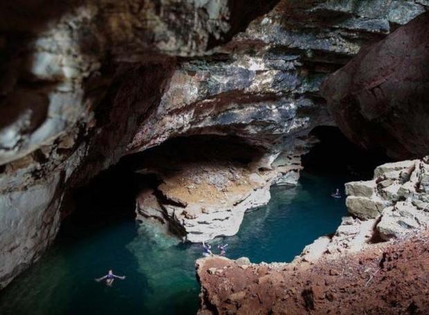 piscina natural (Foto: Reprodução)