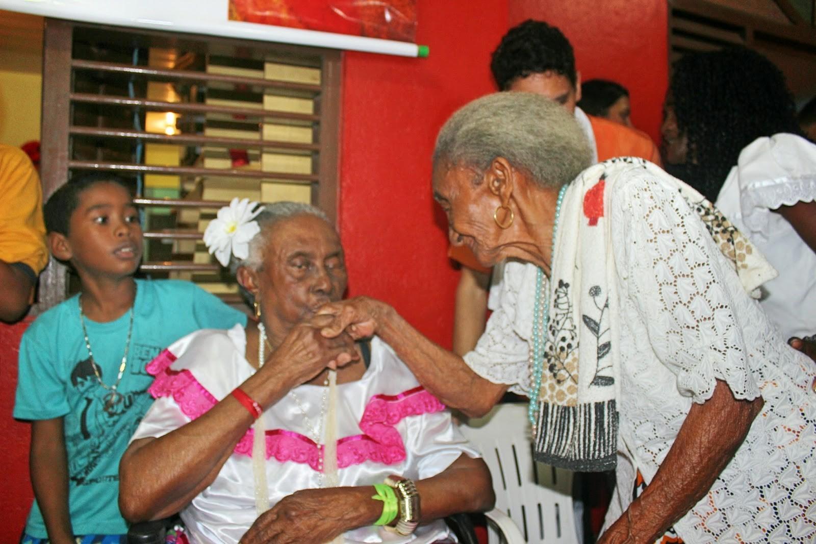 Marabaixeira Tia Biló morre aos 96 anos em Macapá
