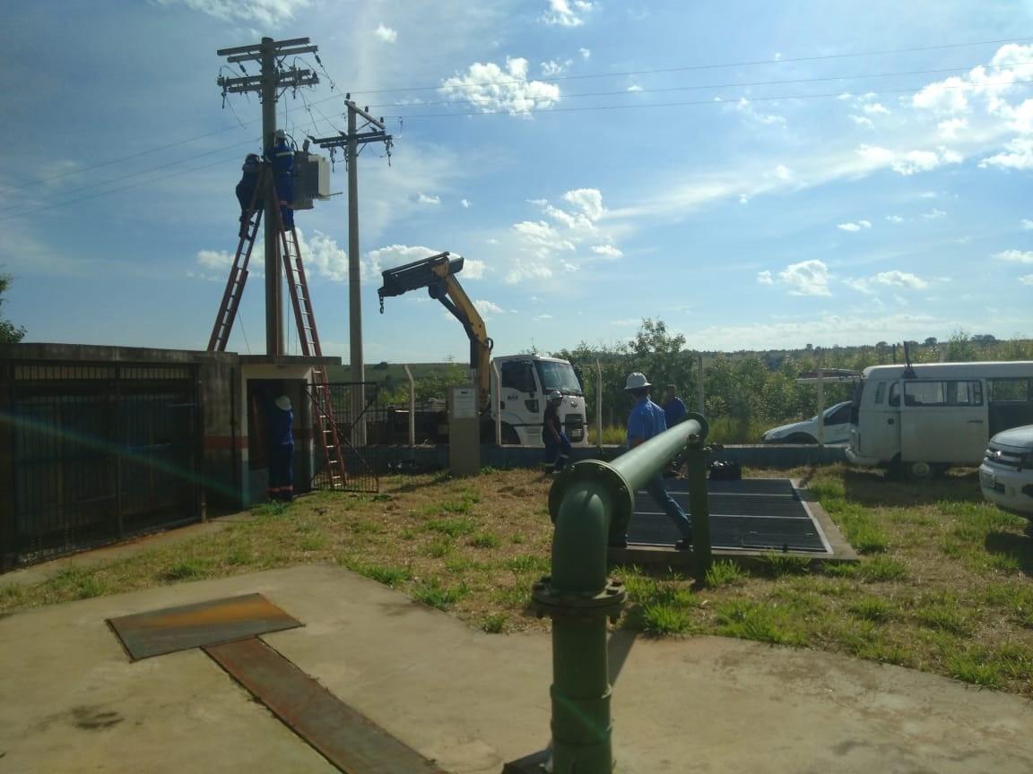 Mais de 200 quilômetros de cabos foram furtados da rede elétrica do Ceará em 2021