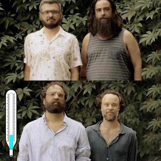 Los Hermanos (Foto: reprodução)