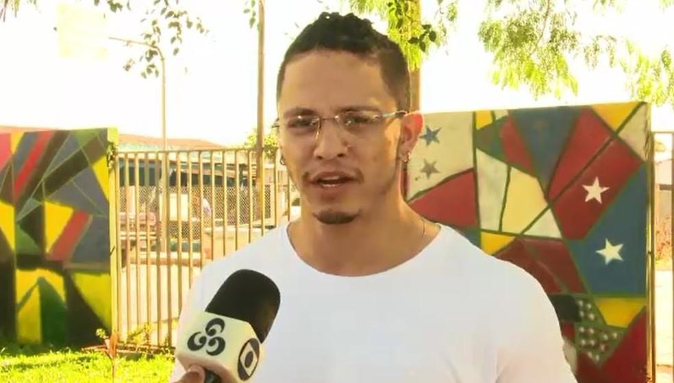 Secretário de Juventude diz que trabalham com cultura, educação e profissionalização de jovens para que eles não procurem o mundo do crime (Foto: Reprodução/Rede Amazônica Acre)