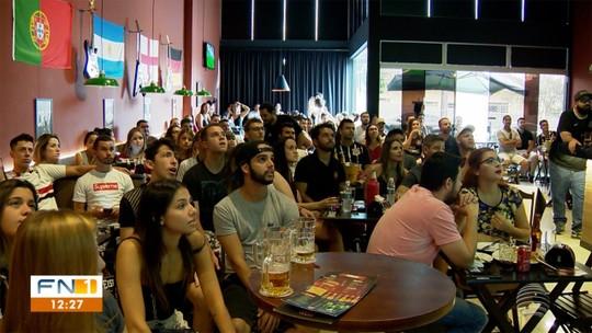 """Após """"sofrimento"""" nos 90 minutos, corintianos celebram a 30ª taça do Paulista em Prudente"""