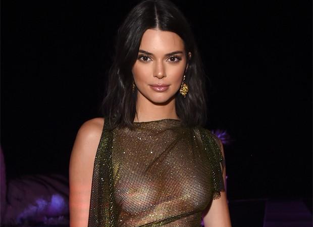 """Kendall Jenner é referência em mamilos """"perfeitos"""" (Foto: Getty Images)"""