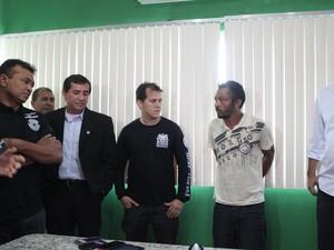 Delegados afirmam que não há dúvidas sobre a participação de Adão (Foto: Catarina Costa/G1)