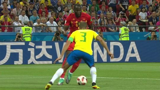 """Muricy diz que Brasil não produz mais jogadores com força física de Lukaku: """"Faz falta"""""""