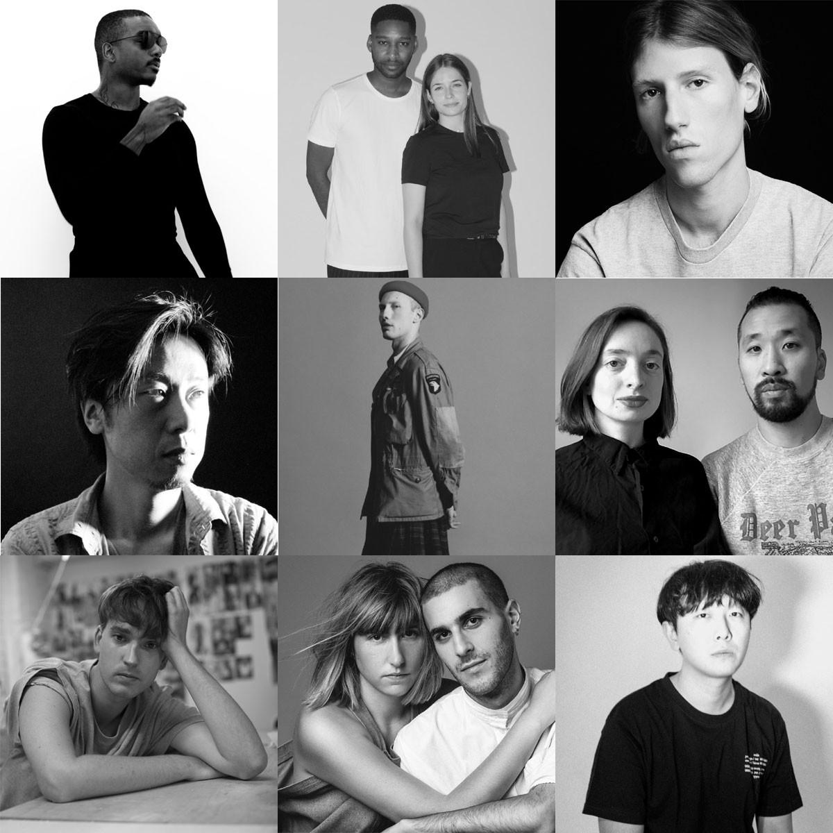 Nove finalistas do LVMH Prize 2018 (Foto: Divulgação)