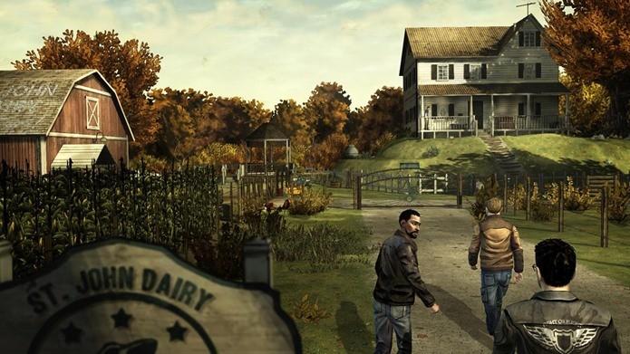 The Walking Dead é um dos melhores jogos de todos os tempos (Fotos: Divulgação)