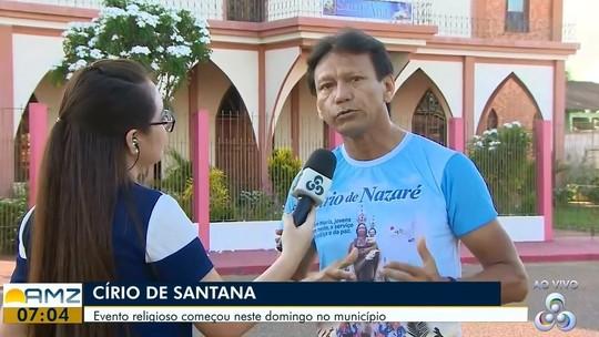 Reveja as reportagens do Bom Dia Amazônia de segunda-feira, 1º