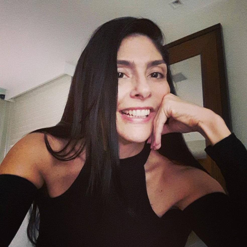 Karina Garofalo foi morta na Barra da Tijuca, bairro da Zona Oeste do Rio (Foto: Reprodução/ Redes sociais)