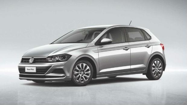 Volkswagen Polo Sense para PCD (Foto: Divulgação)