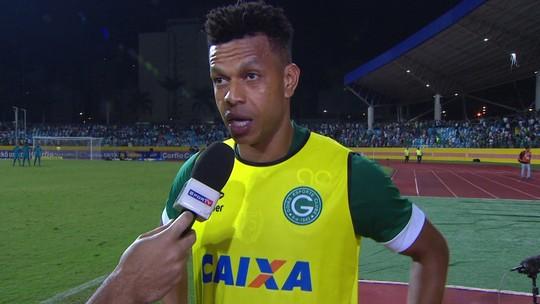 Edcarlos pede que Goiás levante a cabeça após derrota e mantenha o ritmo