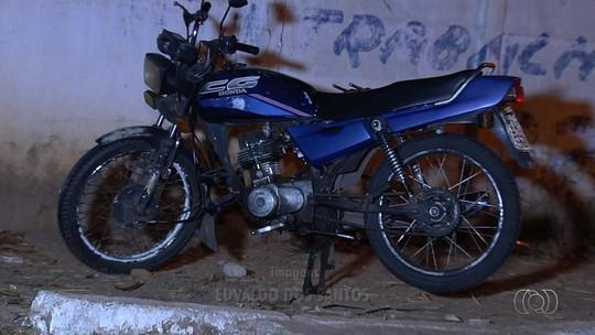 Motociclista morre após desmaiar e cair de moto em Aparecida de Goiânia