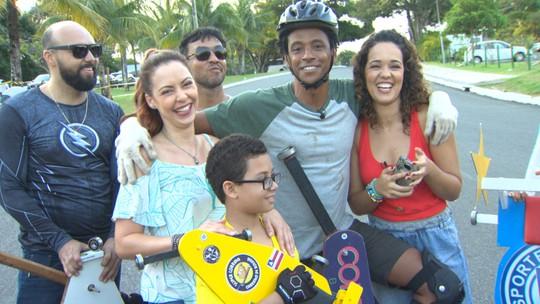 Reveja os vídeos do 'Conexão Bahia' de sábado, 6/10