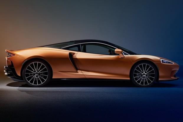 McLaren GT (Foto: Divulgação)