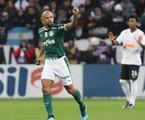 Imagem da partida entre Corinthians e Palmeiras | Amanda Perobelli / Reuters