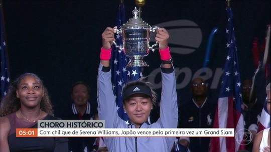 Serena revela mensagem de desculpas para Osaka após polêmica na final do US Open