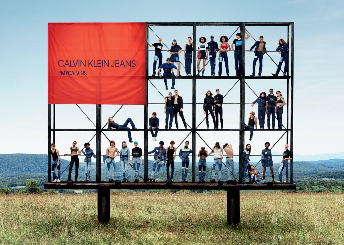 """A trilha que ecoou por diferentes desfiles de Raf Simons na Calvin Klein: """"This Is Not America"""", de David Bowie (Foto: Divulgação)"""