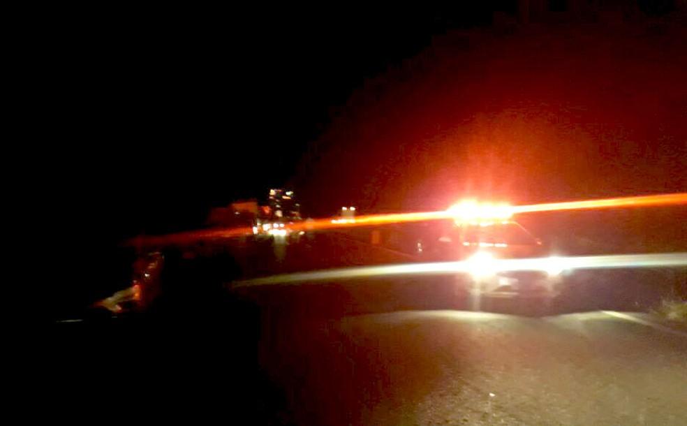 Tráfego na SP-294ficou complicado próximo ao trevo que dá acesso a Gália  (Foto: Ricardo Freitas/TV TEM)