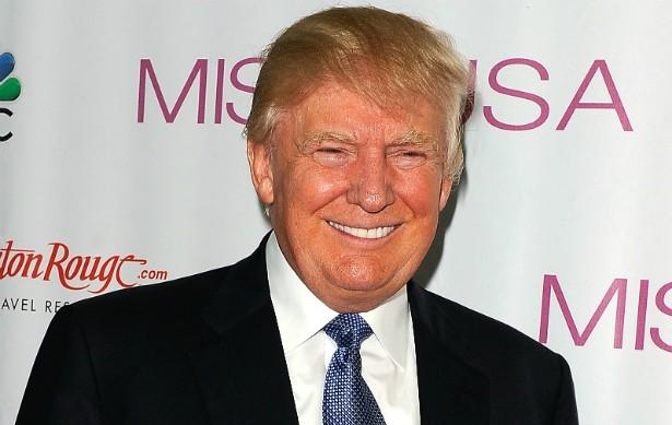 O bilionário Donald Trump, mentor de reality shows como a versão original de 'O Aprendiz', se alinha aos conservadores dos EUA e quer porque quer provar que Obama, na verdade, nasceu no Quênia, no Leste Africano. Então tá. (Foto: Getty Images)