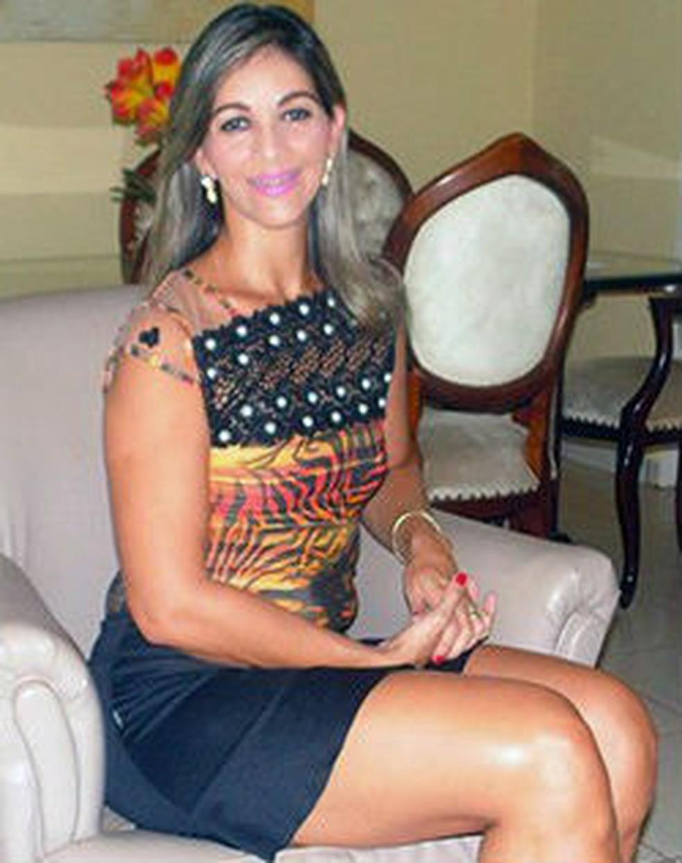 Heidy Moreira era orientadora na Escola Padre Josimo Tavares  — Foto: Arquivo Pessoal