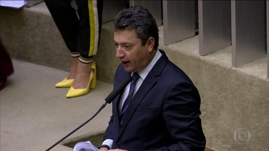 PF cumpre mandados de busca e apreensão contra Sergio Souza (MDB)