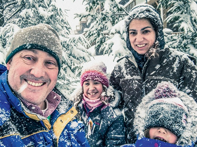 José Tolovi Neto, 46 anos,  CEO — Canadá  GPTW  (Foto: Arquivo pessoal)