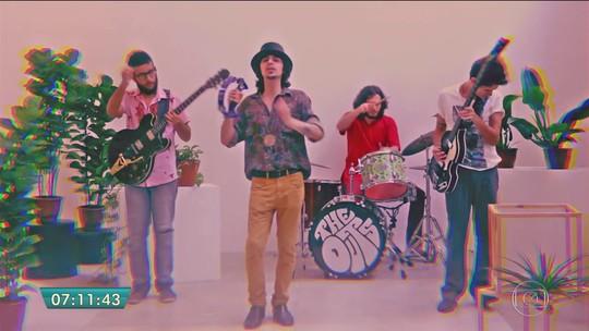 The Outs mostra em SP psicodelia elogiada por Noel Gallagher, em prévia do Lolla