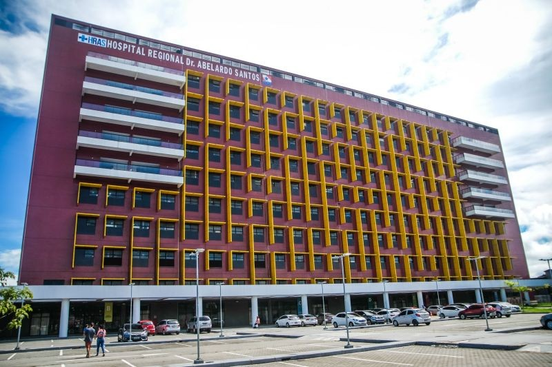 Após conclusão de reparo em tubulações, Hospital Abelardo Santos restabelece atendimento