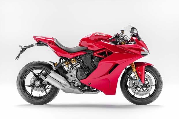 Ducati Supersport S (Foto: divulgação)