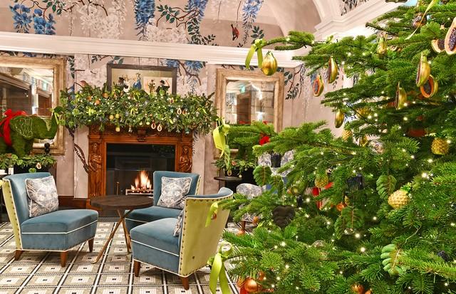 Paul Smith x Brown's Hotel – Londres, Reino Unido (Foto: Divulgação)