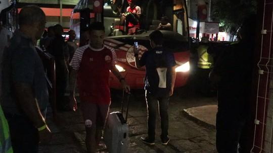 """""""Dono do som"""" no Náutico, Luiz Henrique revela o que toca no vestiário do clube"""