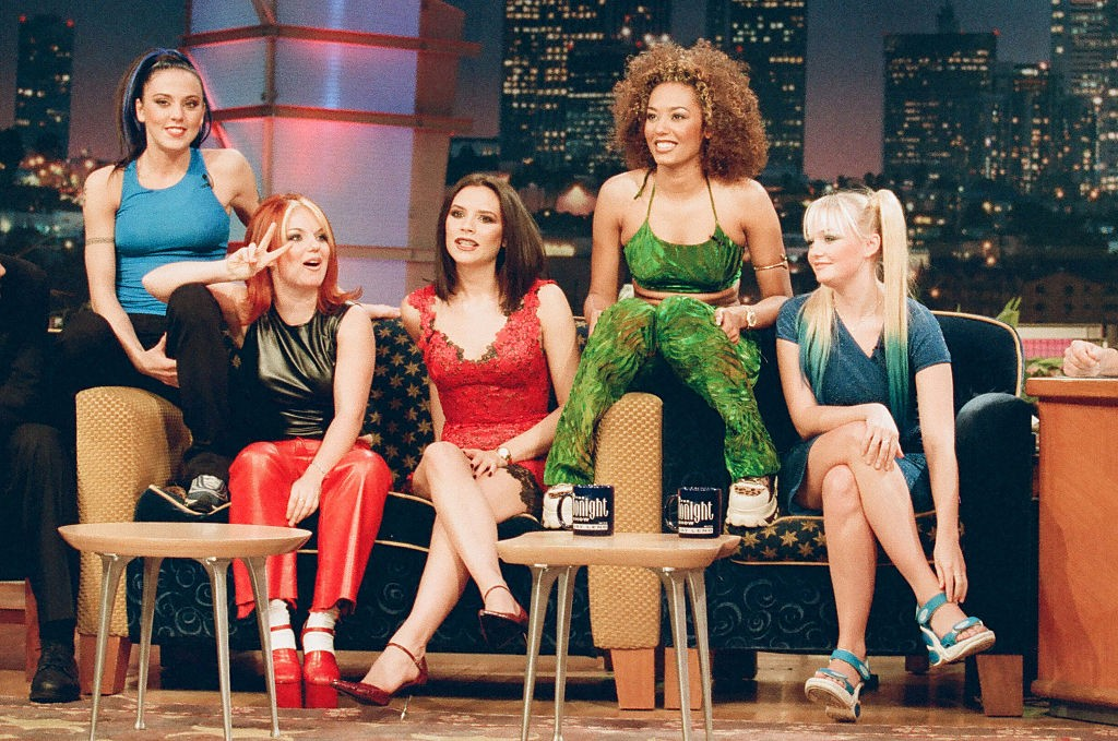 Spice Girls (Photo (Foto: NBCU Photo Bank via Getty Images)